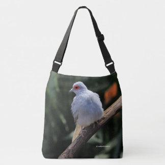 Diamond Dove in the Spotlight Crossbody Bag