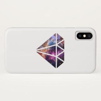 Diamond Galaxy IPhone X Case