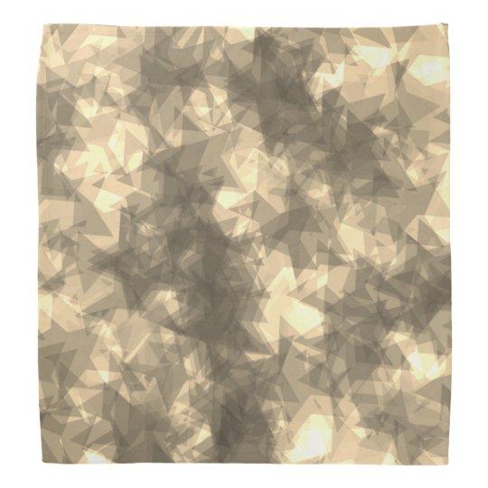 Diamond glass gem stars summer edition bandana