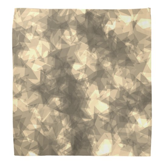 Diamond glass gem stars summer edition head kerchief