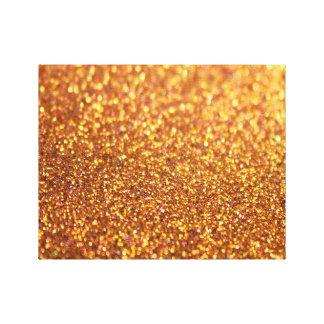 Diamond Glitter Shiny Canvas Print