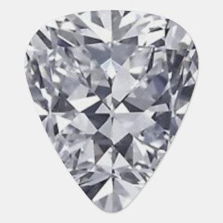 diamond guitar pick