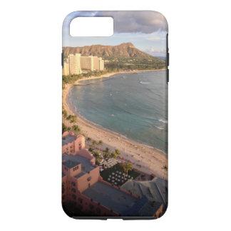 Diamond Head and Waikiki iPhone 8 Plus/7 Plus Case