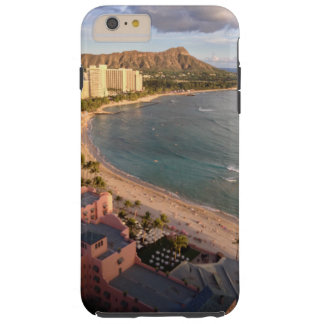 Diamond Head and Waikiki Tough iPhone 6 Plus Case