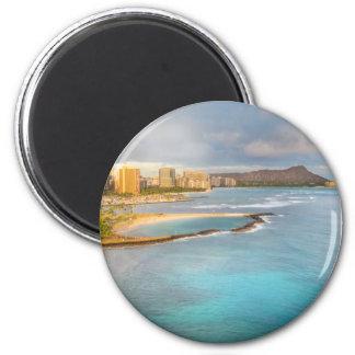 Diamond Head, Honolulu Magnet