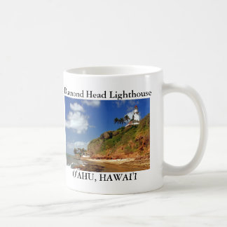Diamond Head Lighthouse, O'ahu, Hawai'i Mug