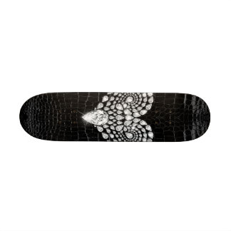 Diamond Heart Custom Skate Board
