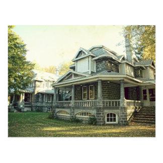 Diamond House, House of David Postcard