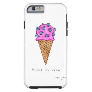 Diamond Ice Cream Tough iPhone 6 Case