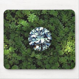 Diamond in the Rough mousepad