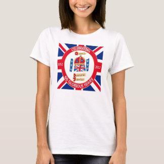 Diamond Jubilee 60 Year Celebratory T-shirts