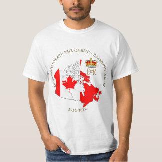 Diamond Jubilee Canada Tshirt