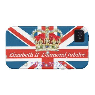 Diamond Jubilee  Commemorative iPhone case iPhone 4 Cover