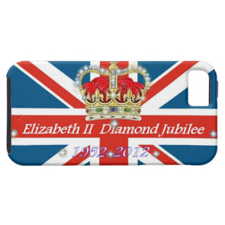 Diamond Jubilee  Commemorative iPhone case iPhone 5 Cases