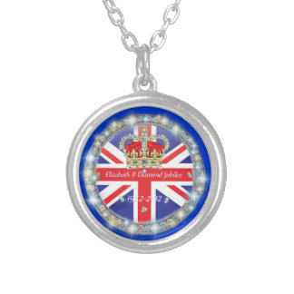 Diamond Jubilee Commemorative Necklace