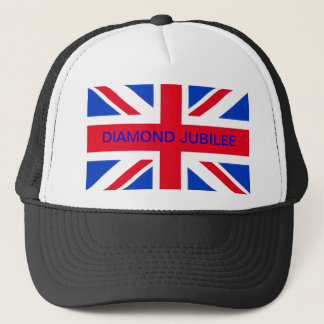 DIAMOND JUBILEE TRUCKER HAT