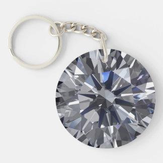 Diamond Keychain