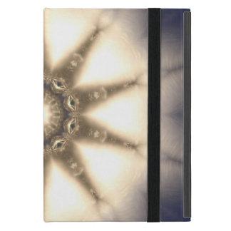 Diamond Light Mandala iPad Mini Covers