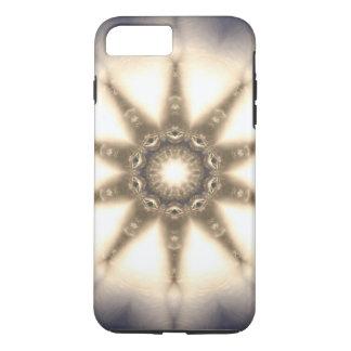 Diamond Light Mandala iPhone 7 Plus Case