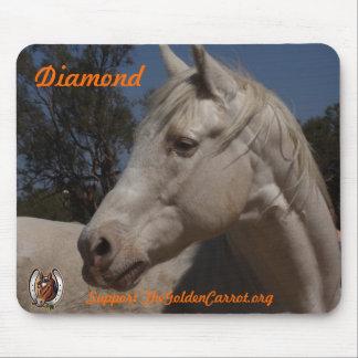 Diamond Mouse Pad