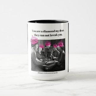 Diamond my dear mug