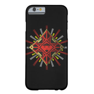 Diamond of Action Barely There iPhone 6 Case