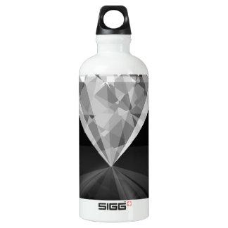 Diamond On Back Water Bottle