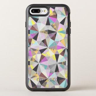 Diamond OtterBox Symmetry iPhone 8 Plus/7 Plus Case