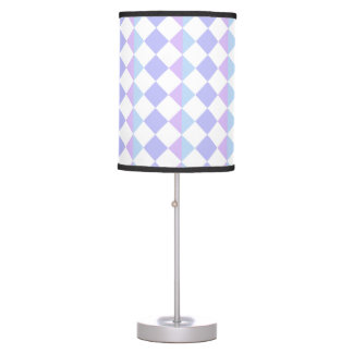 Diamond Pastel Lamp