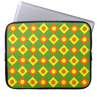 Diamond Pattern #105 Laptop Sleeve