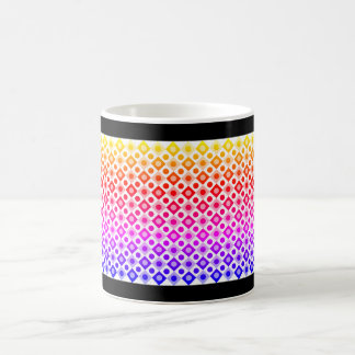 Diamond Pattern #110-1 Coffee Mug