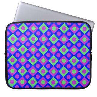 Diamond Pattern #117 Laptop Computer Sleeve