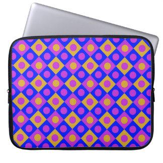 Diamond Pattern #118 Laptop Sleeves