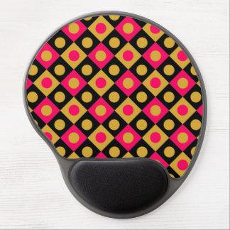 Diamond Pattern #122 Gel Mouse Pad