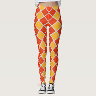 Diamond Pattern #80 Leggings