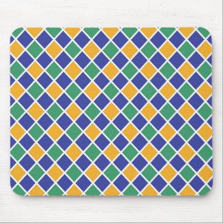 Diamond Pattern #86 Mouse Pad