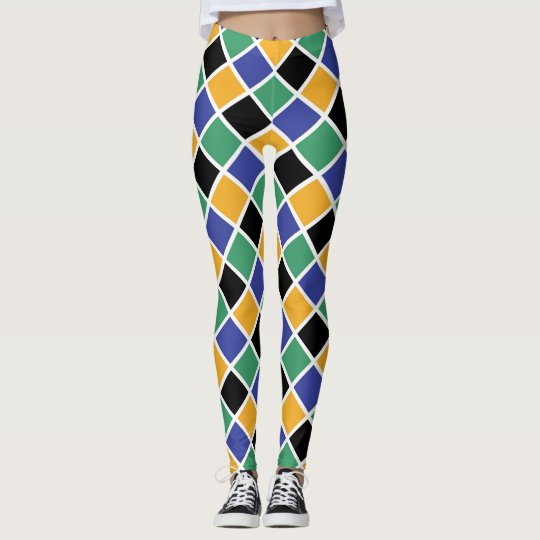Diamond Pattern #88 Leggings