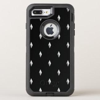 Diamond Pattern OtterBox Defender iPhone 8 Plus/7 Plus Case
