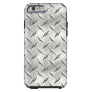 Diamond Plate 1 Tough iPhone 6 Case