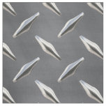 Diamond Plate 3 Custom Fabric