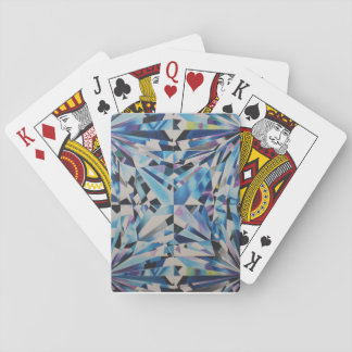 Diamond Playing Cards, Standard Index faces Playing Cards