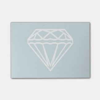 Diamond Post-it Notes