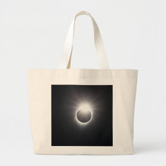 Diamond Ring Large Tote Bag