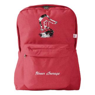 Diamond Rose Backpack