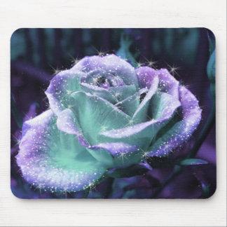 Diamond Rose Mouse Pad