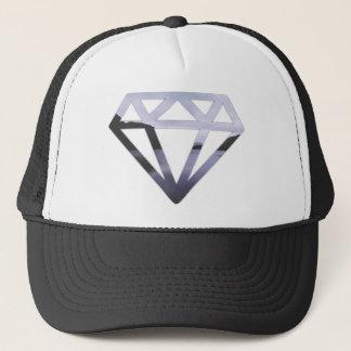 Diamond sea trucker hat