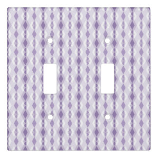 Diamond Shapes Light Switch Cover