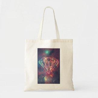 Diamond Sky Galaxy Tote Bag