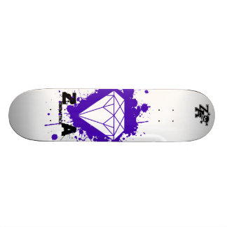Diamond Splat Splat Skate Decks