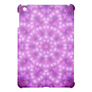 Diamond Star Flower Mandala Case For The iPad Mini